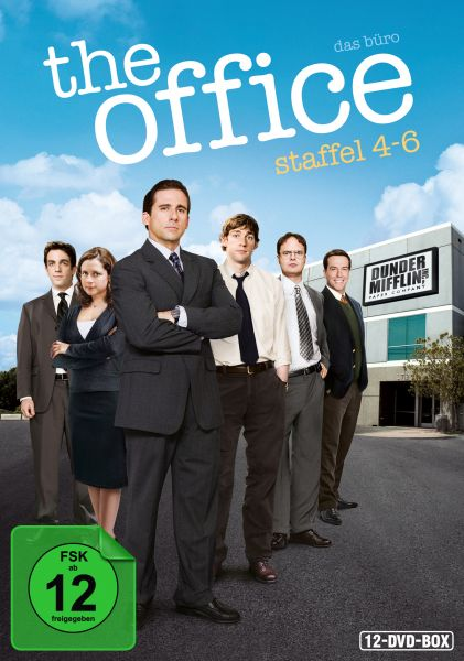 The Office (US) - Das Büro - Staffel 4-6