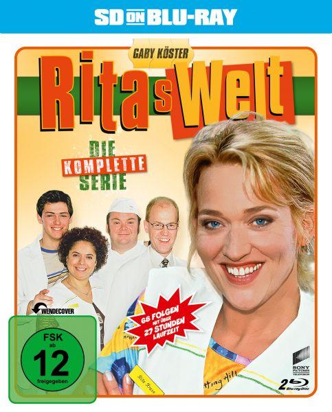 Ritas Welt - Die komplette Serie (SD on Blu-ray)