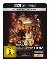Die Braut des Prinzen (4K Ultra HD) (+ Blu-ray)