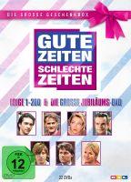 Gute Zeiten, schlechte Zeiten - Megabox (Folge 1-200 + Jubiläums-DVD)