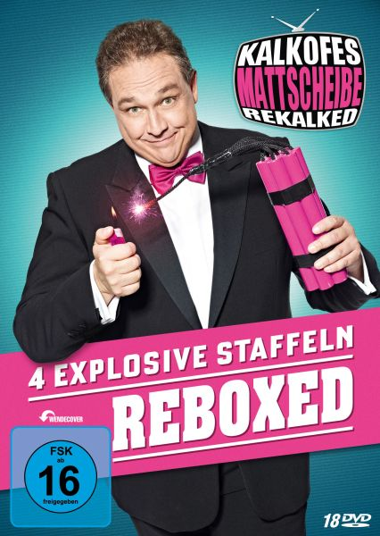 Kalkofes Mattscheibe Rekalked - Reboxed! (Staffel 1-4)