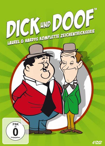 Dick & Doof - Laurel & Hardys Komplette Zeichentrickserie (Special Edition)