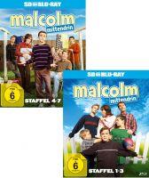 Malcolm mittendrin - Staffel 1-7 (SD on Blu-Ray) ***Bundle***