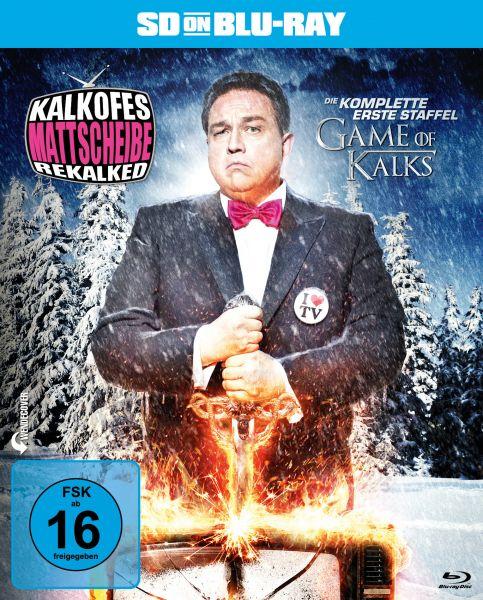 Kalkofes Mattscheibe - Rekalked: Die komplette erste Staffel (SD on Blu-ray)