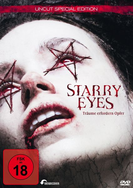 Starry Eyes - Träume erfordern Opfer (Uncut Special Edition)