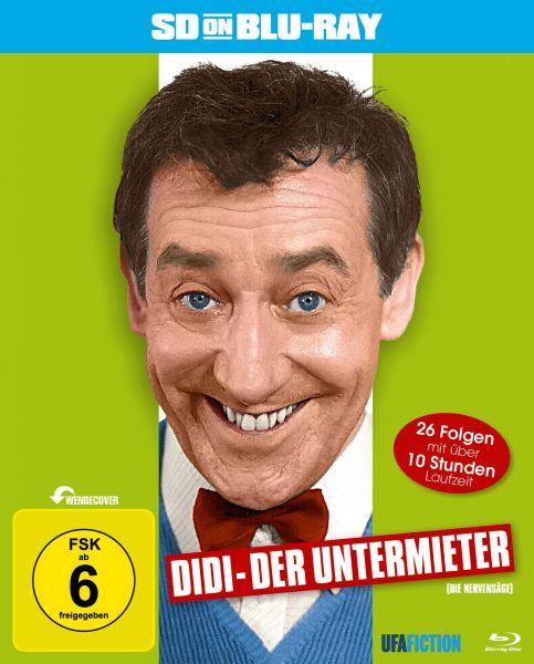 Didi - Der Untermieter - Die komplette Serie (SD on Blu-ray)