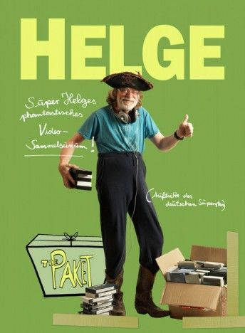 Helge Schneider - The Paket: Super Helges phantastisches Video-Sammelsurium (Limited Edition)