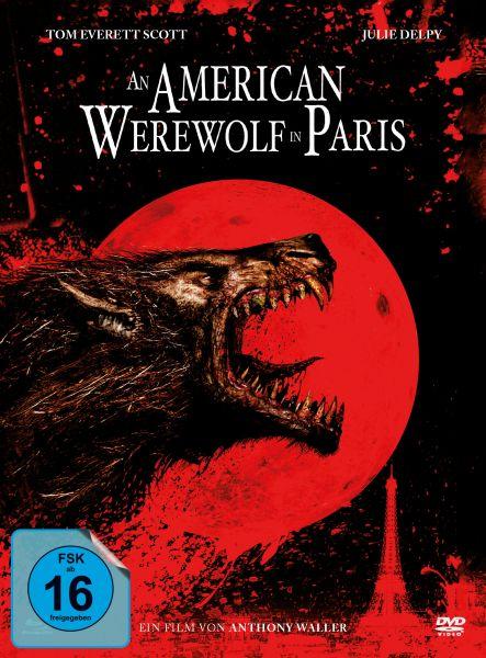 American Werewolf in Paris (Blu-ray + DVD im Mediabook)