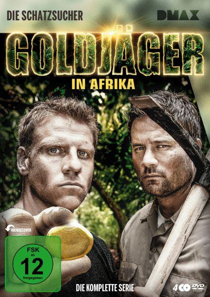 Die Schatzsucher - Goldjäger in Afrika - Die komplette Serie