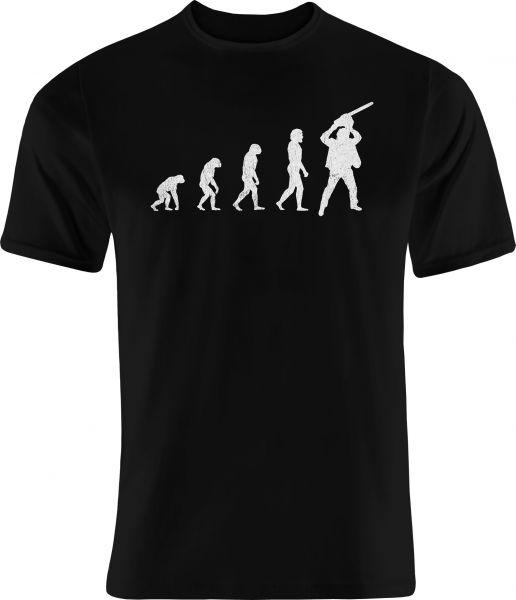TCM 2 Evolution (Black Men) [T-Shirt]