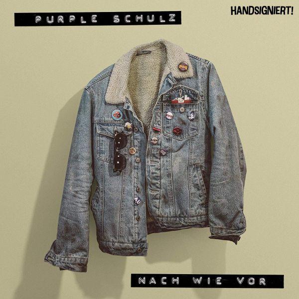 Purple Schulz - Nach wie vor (handsigniert, limitiert)