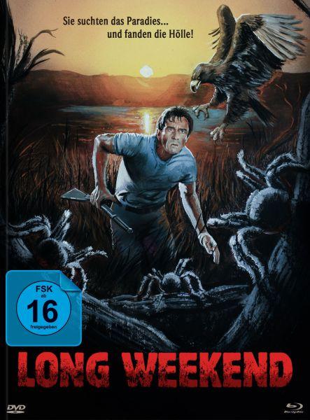 Long Weekend - Limited Mediabook (uncut)(Blu-ray + DVD)
