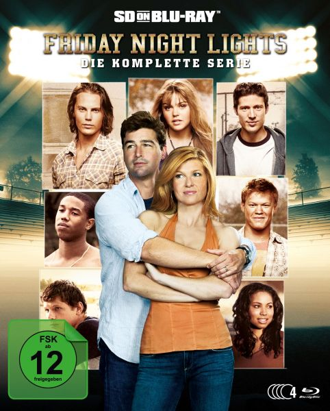 Friday Night Lights - Die komplette Serie (SDonBlu-Ray) (Out Of Print)
