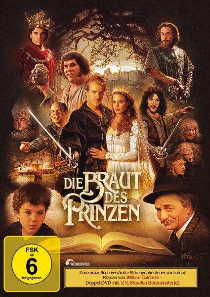 Die Braut des Prinzen (Doppel-DVD)