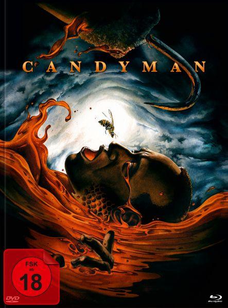 Candyman (Blu-ray + DVD im Mediabook) - Cover A