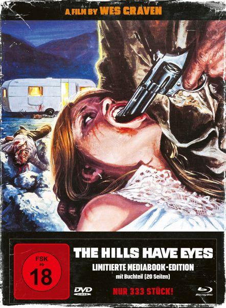 The Hills Have Eyes - Mediabook Cover B (BD + DVD) [limitiert auf 333 Stück]