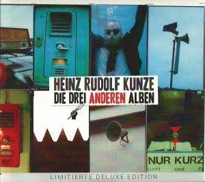 Kunze, Heinz Rudolf - Die Drei Anderen Alben (Limitierte Deluxe Edition)
