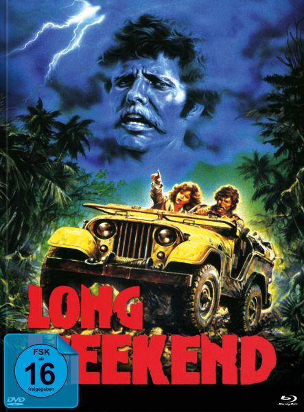 Long Weekend (Blu-ray + DVD im Mediabook) - Cover B [500 Stück]