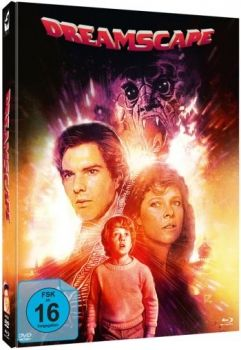 Dreamscape - Limitiertes Mediabook (DVD+Blu-ray) - Cover B (Paul Shipper)