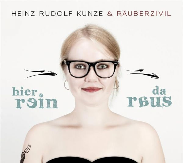 Heinz Rudolf Kunze & Räuberzivil - Hier Rein Da Raus (LTD 180g 3xLP+2xCD)