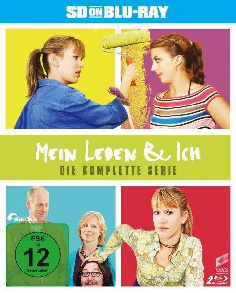 Mein Leben & Ich - Die komplette Serie (SD on Blu-ray)