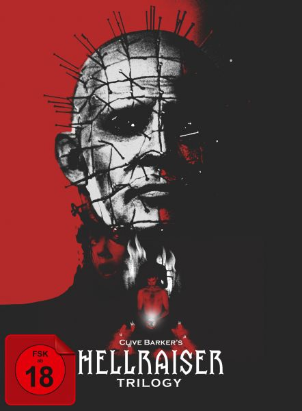 Hellraiser Trilogy - Collector's Edition im Digipak
