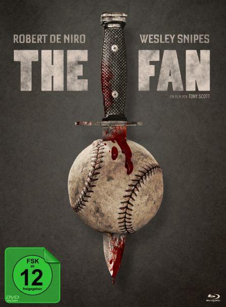 The Fan - Limited Edition Mediabook (Blu-ray + DVD)