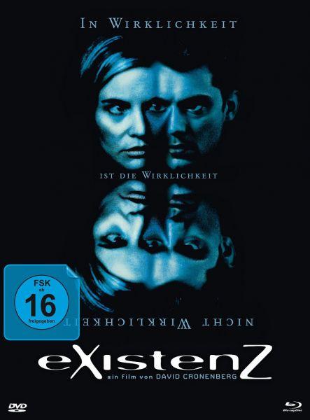 eXistenZ [Blu-ray + DVD Mediabook Cover B]