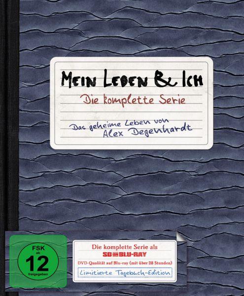 Mein Leben & Ich - Mediabook-Tagebuch (SD on Blu-ray)