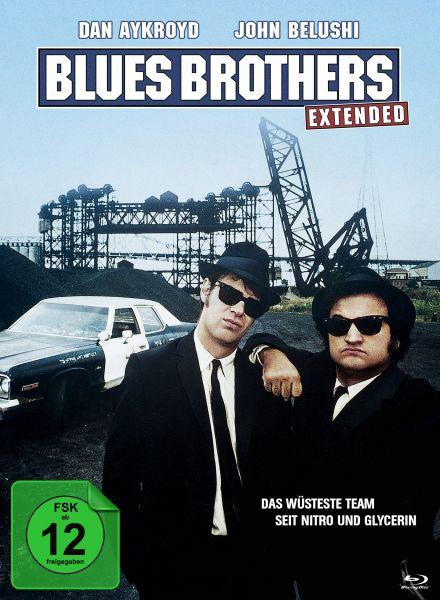 Blues Brothers - Extended Version Mediabook
