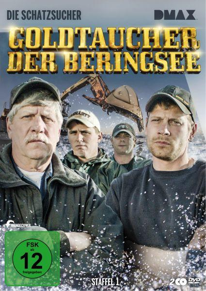 Die Schatzsucher - Goldtaucher der Beringsee - Staffel 1