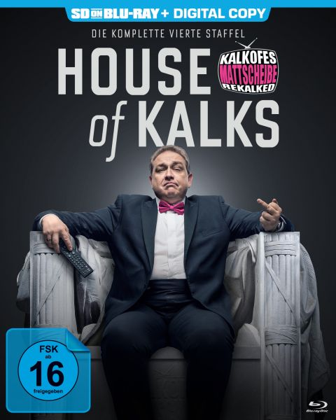 Kalkofes Mattscheibe - Rekalked - Staffel 4: House of Kalks (SD on Blu-ray)