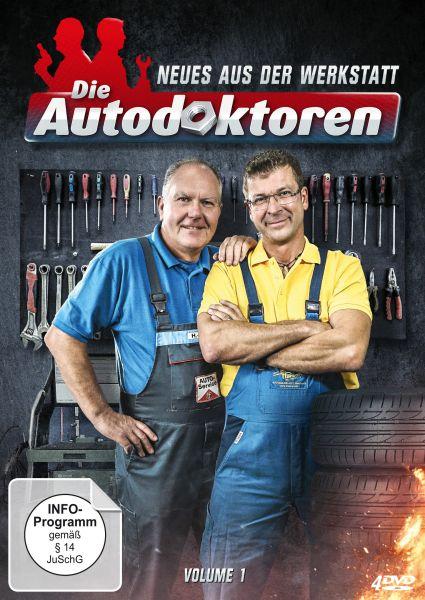 Die Autodoktoren - Neues aus der Werkstatt Vol. 1