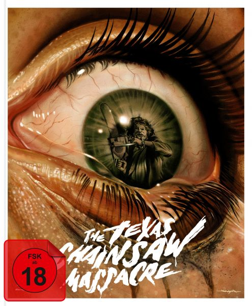 The Texas Chainsaw Massacre (Limited Mediabook)