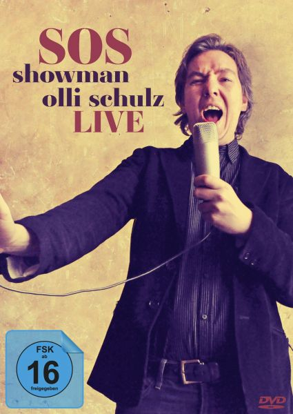 SOS - Showman Olli Schulz - Live