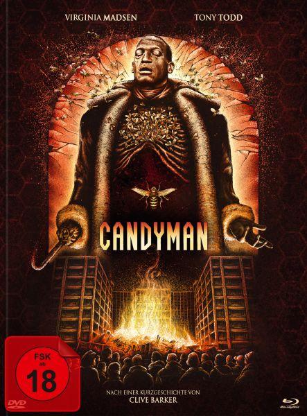 Candyman (Blu-ray + DVD im Mediabook) - Cover C