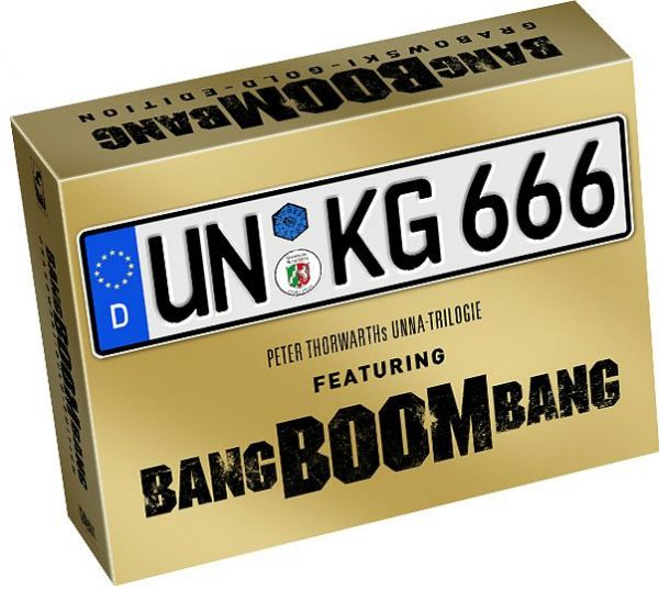 Bang Boom Bang - Grabowski Gold Edition (Limited Collector's Edition)