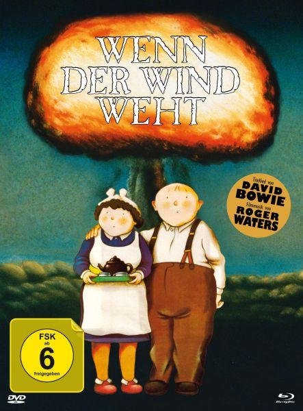 Wenn der Wind weht (Blu-ray + DVD im limitierten Mediabook)