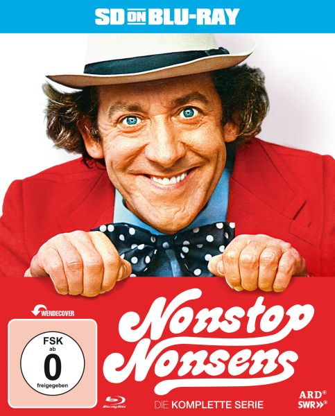 Nonstop Nonsens - Die komplette Serie (SD on Blu-ray)