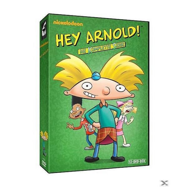 Hey Arnold! - Die komplette Serie