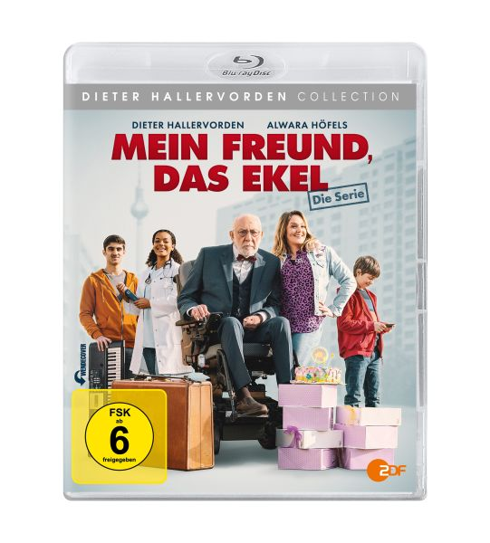 Mein Freund, das Ekel - Die Serie (Doppel-Blu-Ray)