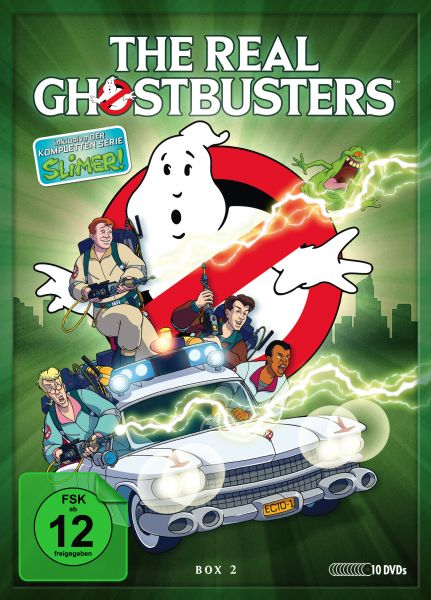 The Real Ghostbusters - Box 2