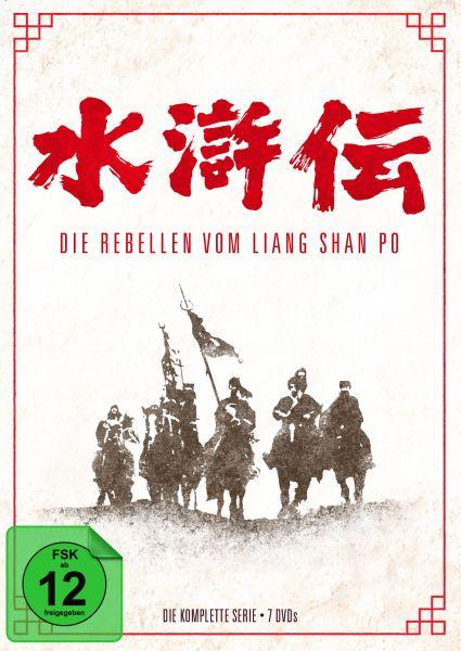 Die Rebellen vom Liang Shan Po - Die komplette Serie (limitierte Special-Edition)