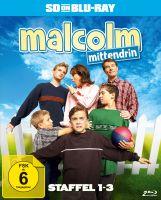 Malcolm mittendrin - Staffel 1-3 (SDonBlu-ray)