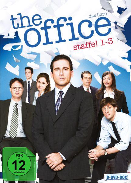 The Office (US) - Das Büro - Staffel 1-3