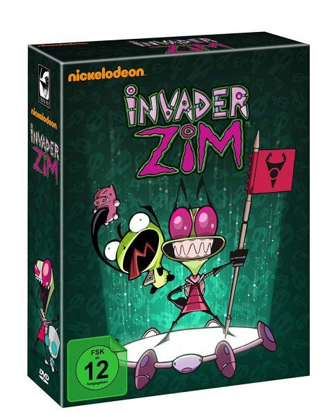 Invader ZIM - Die komplette Serie (Limited Edition)