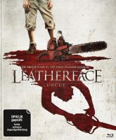 Leatherface (Uncut)(Limited Edition Mediabook)(Blu-ray)