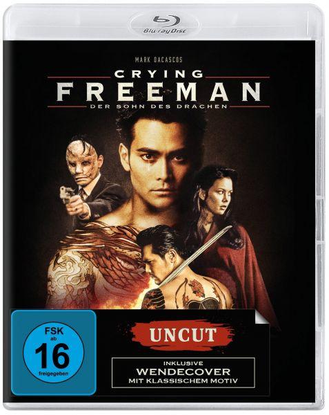 Crying Freeman (Uncut)