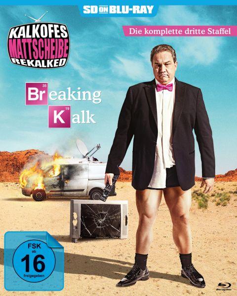 Kalkofes Mattscheibe - Rekalked: Die komplette dritte Staffel (SD on Blu-ray)
