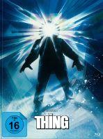 John Carpenters THE THING - 3-Disc-Mediabook Edition #Struzan (BD & DVD)